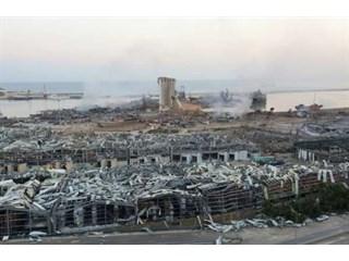 Бейрут. Зачистка следов геополитика