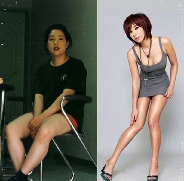 зрелые кореянки фото