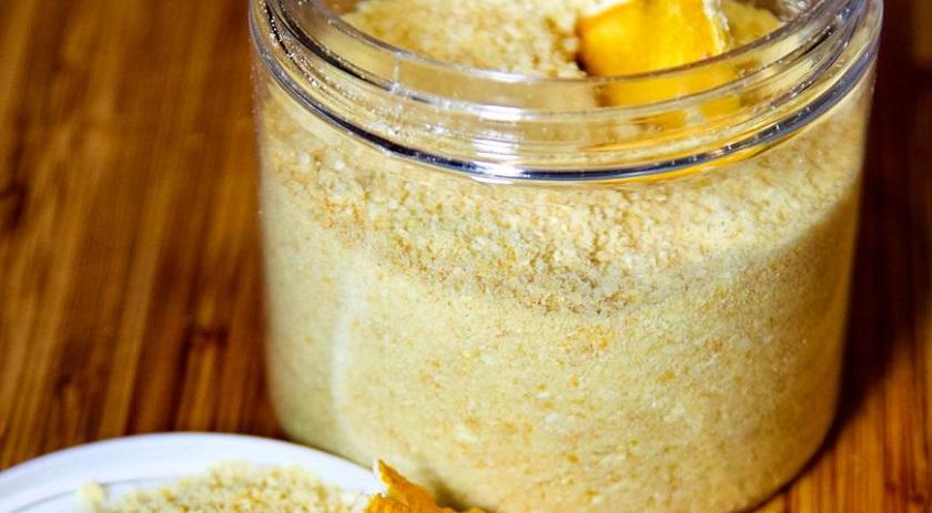 Волшебный порошок из лимонных корок: добавка к разным блюдам