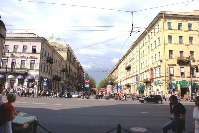 Невский проспект. Век XIX - век XXI (3)    Лариса Петрова