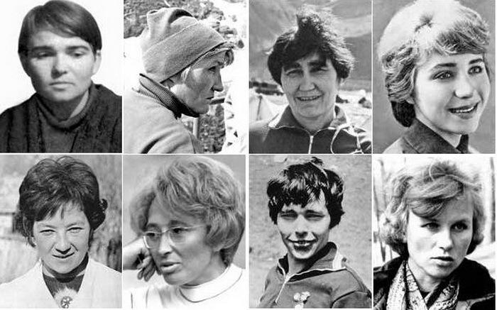 Цена восхождения - жизнь: трагическая смерть 8 альпинисток у пика Ленина