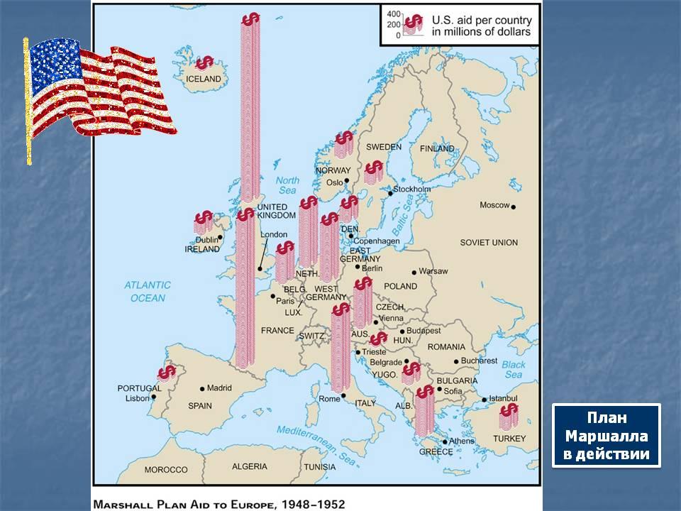 Троянский конь Америки. Как «план Маршалла» лишил Европу независимости