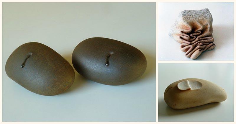 Настоящий волшебник, скульптор из Испании, мнёт камни как пластилин