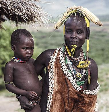 Правила жизни женщины из племени Каро