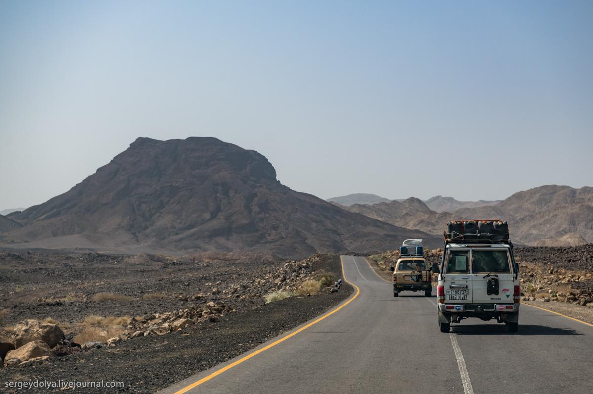 Безупречные дороги Эфиопии, построенные китайцами