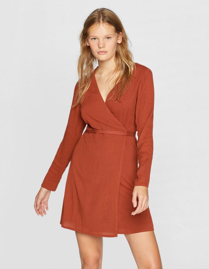 Смена гардероба — какие платья в моде осенью 2018?