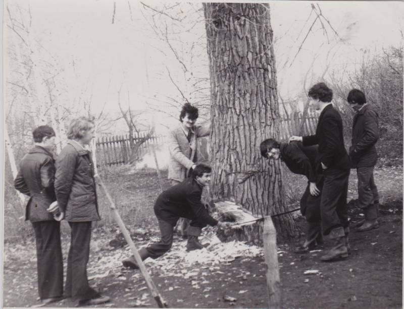 Советская деревня с 1977 по …