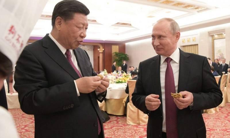Asia Times: Путин и Си во гл…