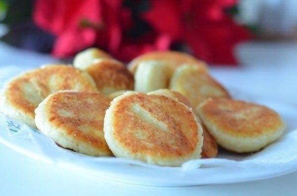 Сырники - идеальный завтрак!