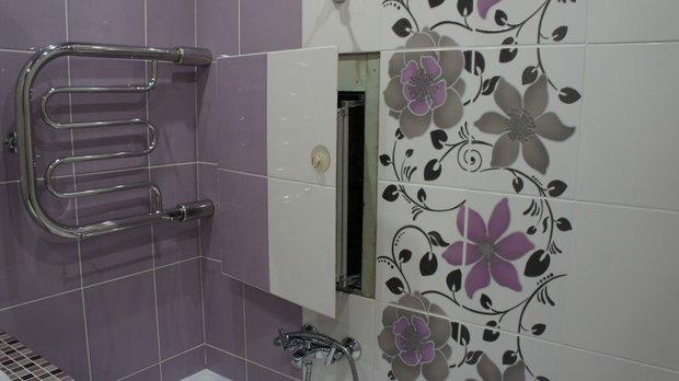 Моя ванная: перепланировку санузла придумали с соседом