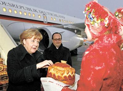 Германия вытирает о Польшу и Великобританию ноги