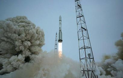 """Первый в этом году """"Протон-М"""" вывел спутник на целевую орбиту"""