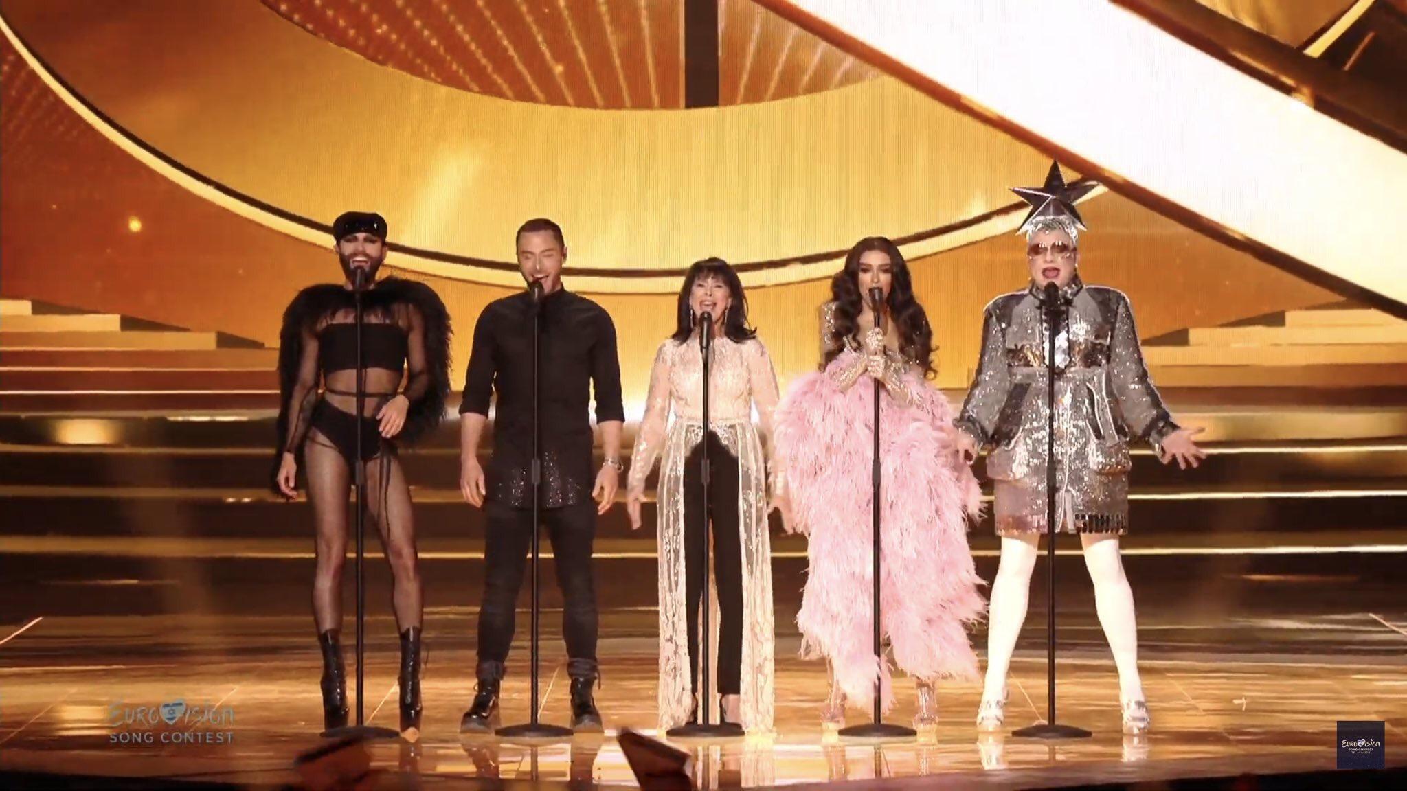 Евровидение — «Конкурс европейской политкорректности и толерантности»