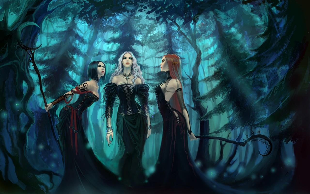 Типы ведьм