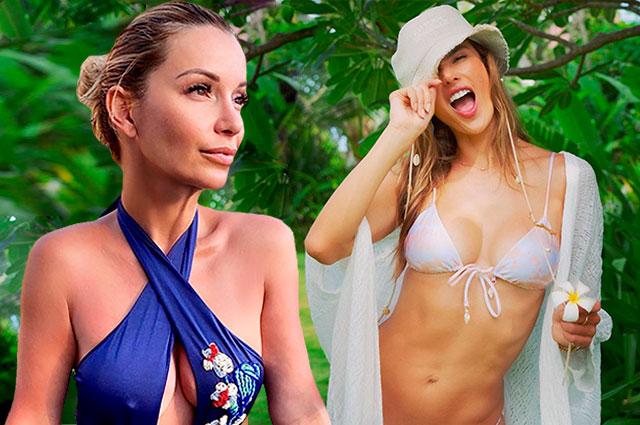 "Лето на ""Сплетнике"": Николь Потуральски, Рита Дакота и модели Victoria's Secret позируют в бикини"