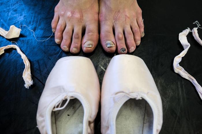 Красота балета вне сцены: 20 изумительных фотографий