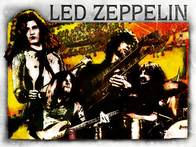 Встречайте Led Zeppelin!
