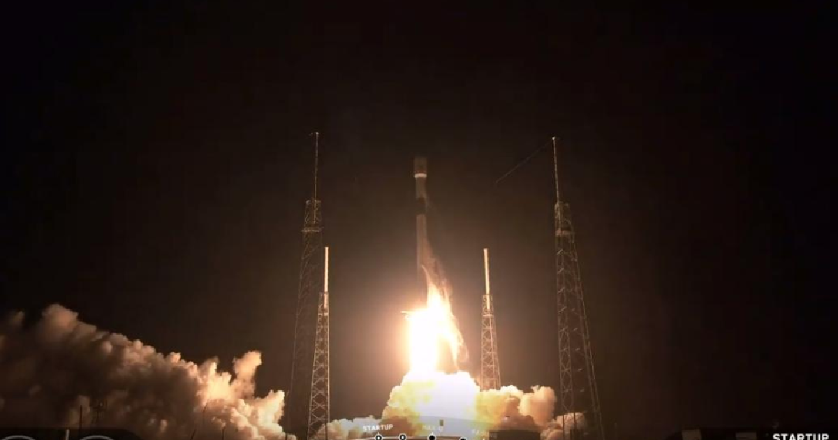 spacex may be launching next - 845×440