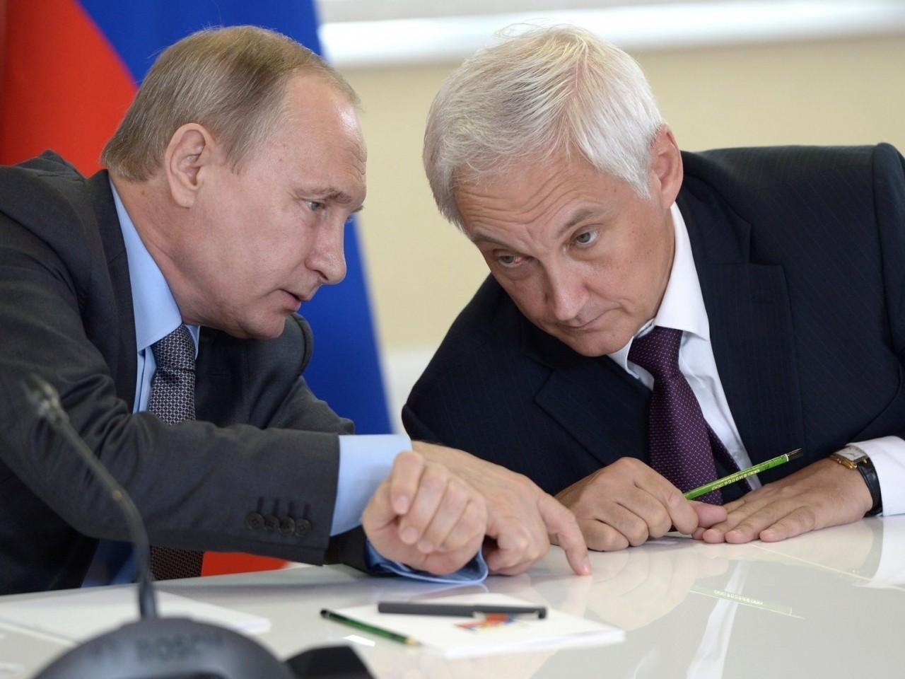 Путин недоволен министрами, Белоусов выходит из тени
