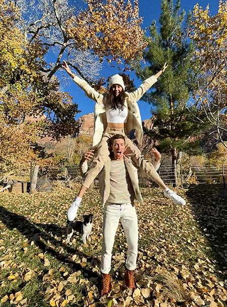 Нина Добрев планирует свадьбу с олимпийским чемпионом Шоном Уайтом Звезды,Звездные пары