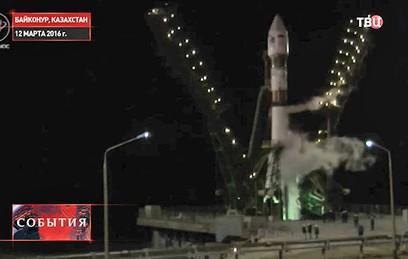 """""""Союз"""" успешно вывел спутник """"Ресурс-П"""" на околоземную орбиту"""