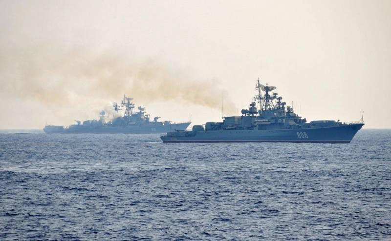 СМИ: Россия вводит тотальный контроль за Черным морем Новости