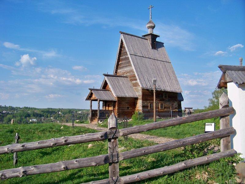 'церквушка
