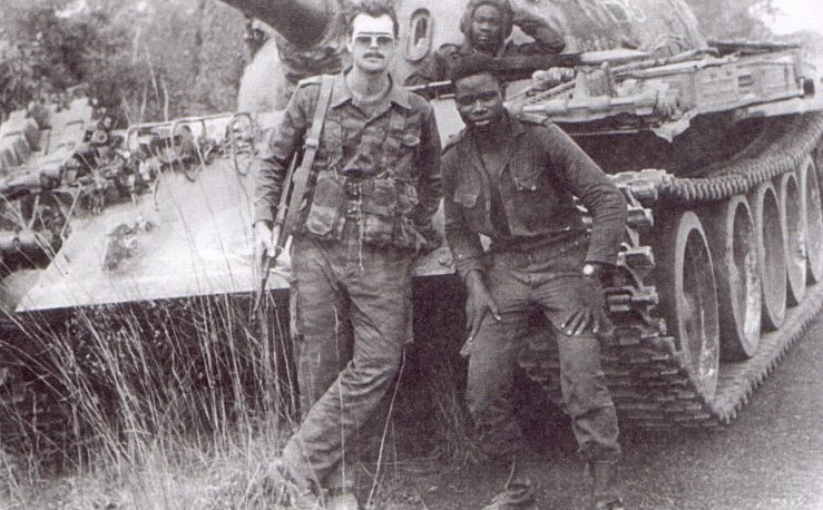 Как СССР сражался за Анголу