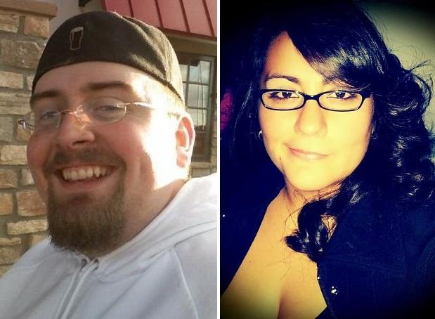 История невероятного похудения семейной пары похудение, семья