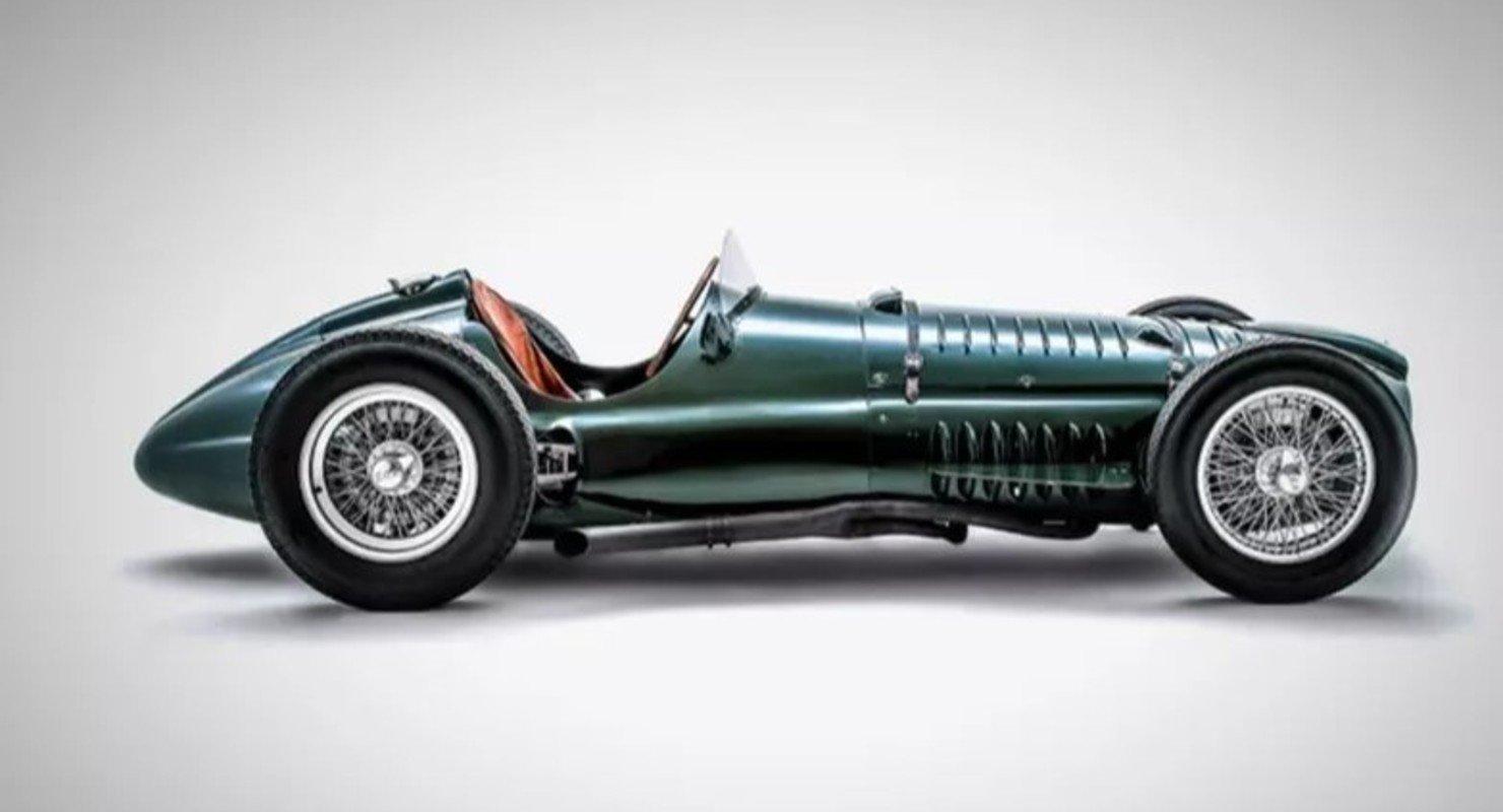 Как звучит восстановленный мотор V16 болида «Формулы-1» 50-х годов Автоспорт