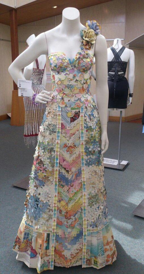 Платье из сказок