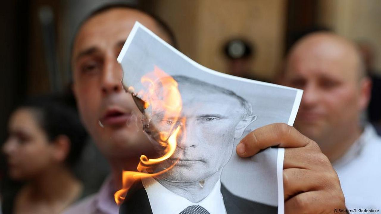 Юлия Витязева: Наш ответ на русофобский шабаш в Грузии