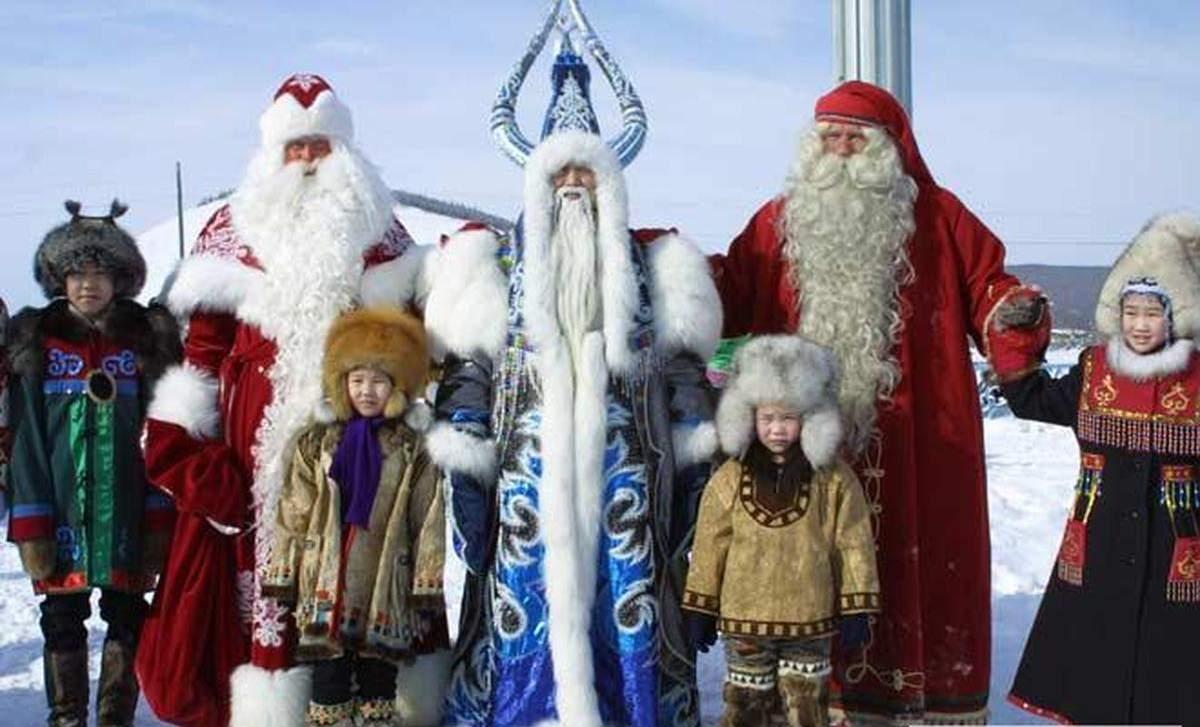 картинки дед мороз всех стран теплая опрятная