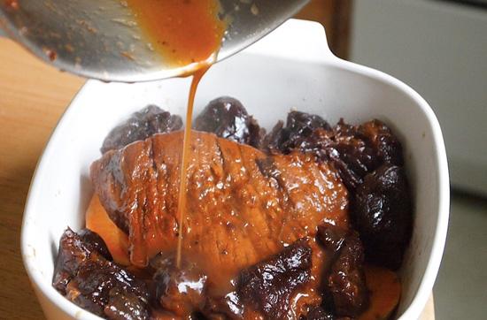 Эсик-флейш: кошерная говядина под кисло-сладким соусом