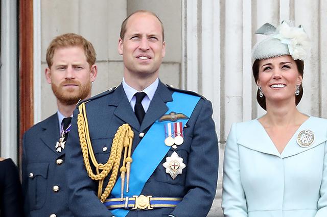 """Инсайдер о ревности принца Гарри к Кейт Миддлтон и принцу Уильяму: """"Он чувствовал себя запасным"""""""