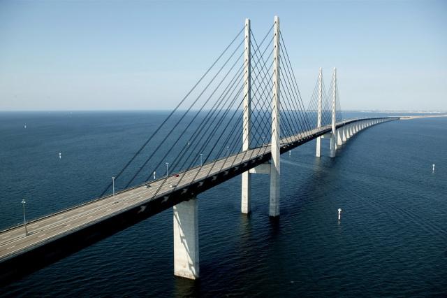 7 особенностей Керченского моста. Инфографика