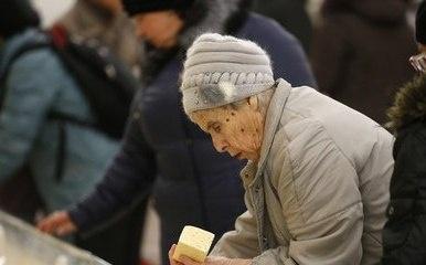 продукт, сыр, магазин, пенсионер, Донбасс|Фото: rt.com