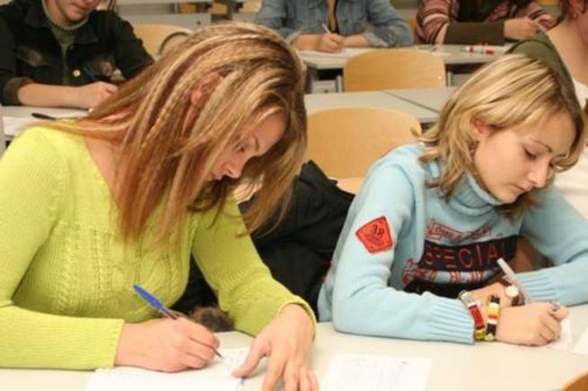 Выдержки из сочинений украинских школьников за 1 полугодие