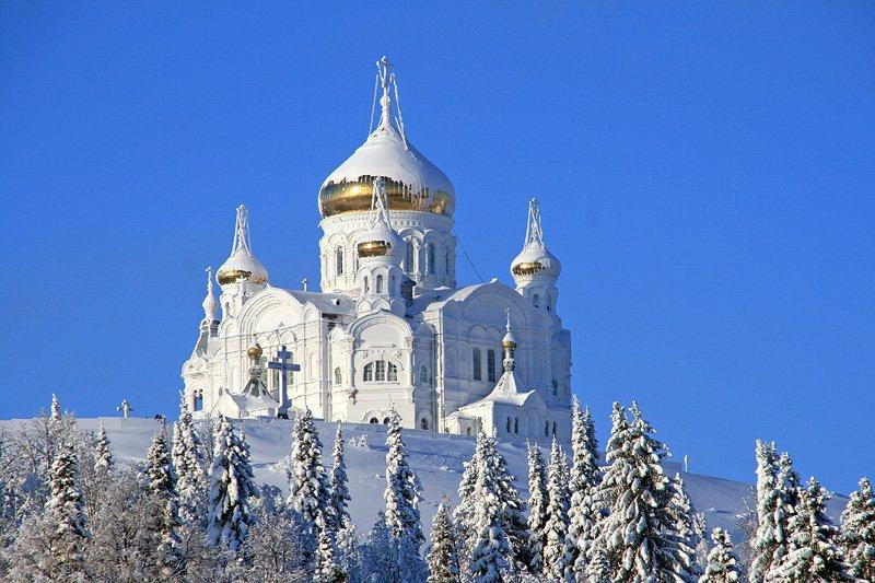 Белогорский монастырь – чудо на Белой горе
