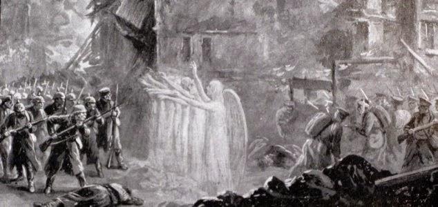 АНГЕЛЫ МОНСА И ДРУГИЕ АНОМАЛЬНЫЕ ЯВЛЕНИЯ ПЕРВОЙ МИРОВОЙ ВОЙНЫ