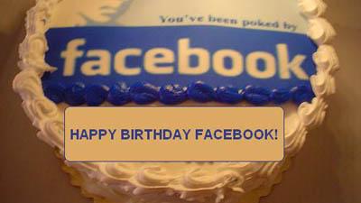 Facebook, с днем рождения!