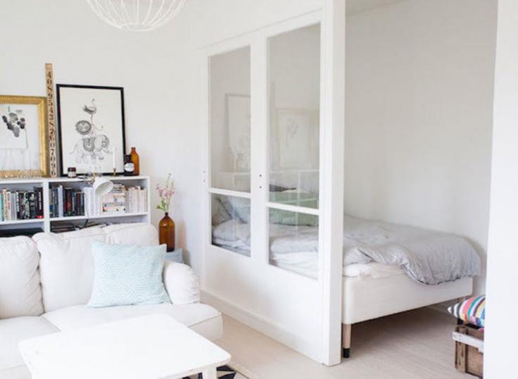 Спрятанные кровати
