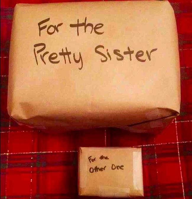 Как поссорить сестер
