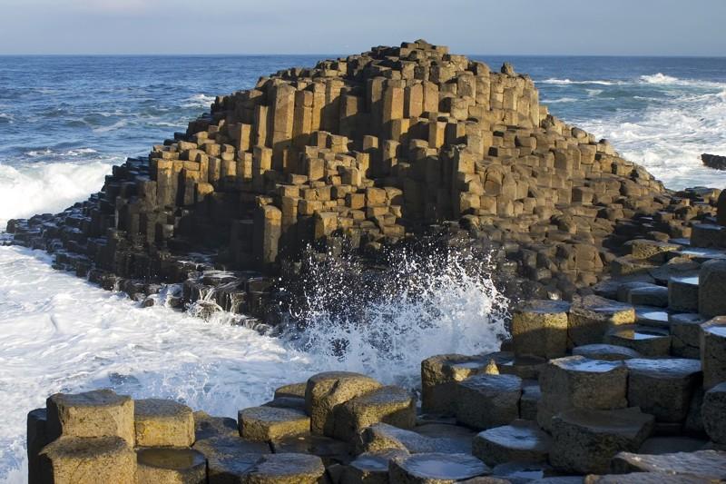 8. Дорога гигантов, Северная Ирландия красота, мир, природа
