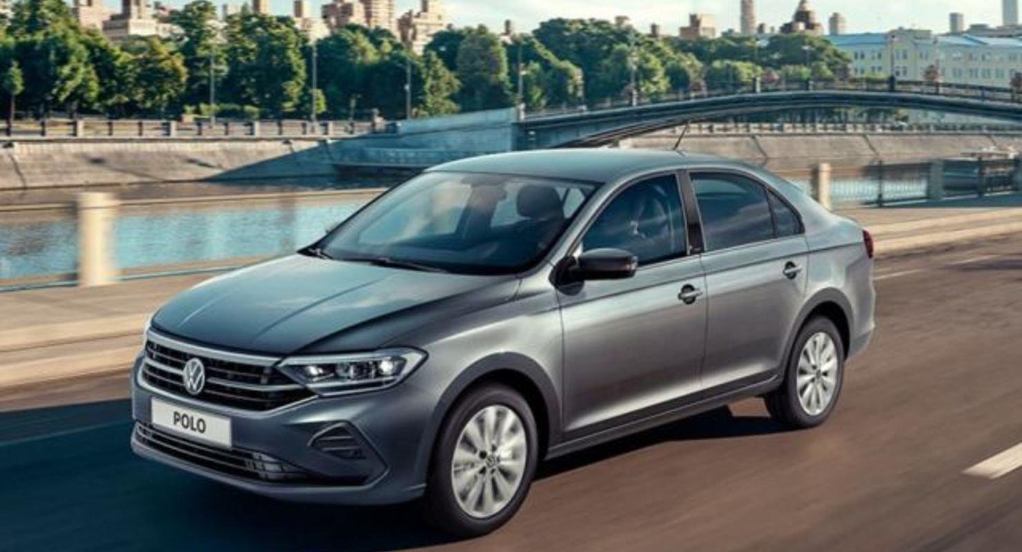Volkswagen Polo в спортивной версии доступен теперь и в Крыму Автомобили