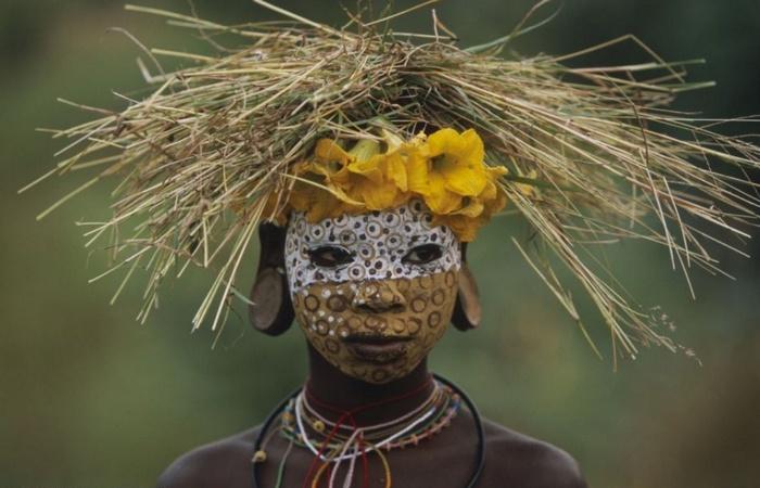 Эфиопский веночек.