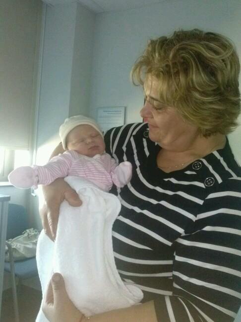 Ураааа!!!!! Наша Фатюша стала бабушкой!!!