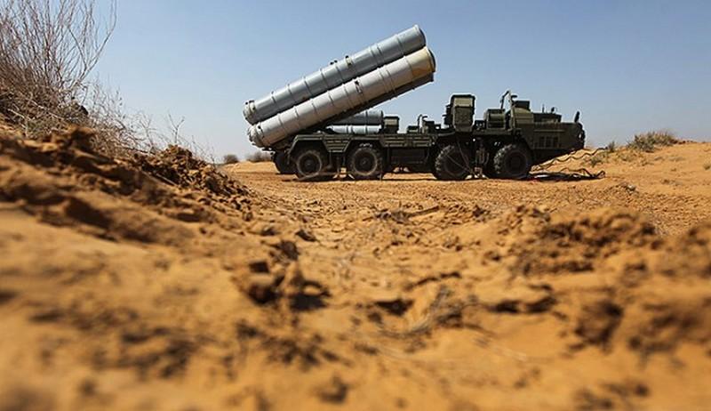 С-300 в Сирии становятся кошмаром для американцев