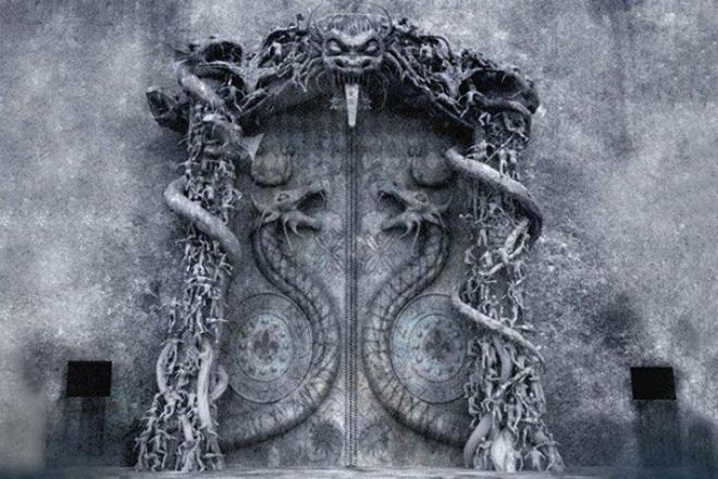 Тайная дверь, которую не могут открыть