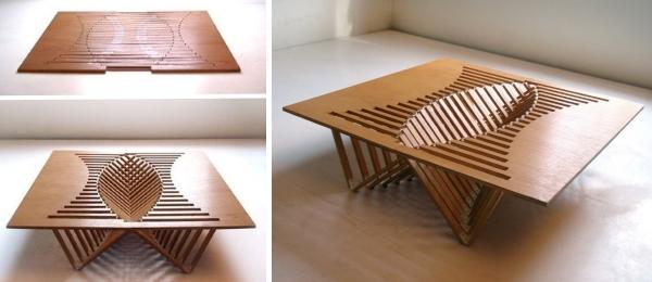 Многофункциональная мебель стол трансформер